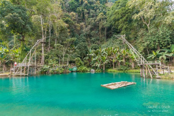 Blue Lagoon 3 in Vang Vieng