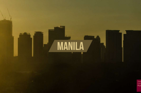 Weekend in Manila