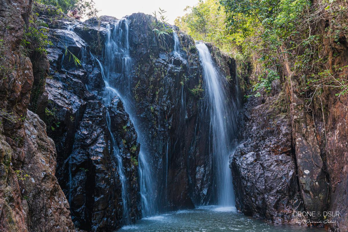 Tai Tam Mound Waterfall