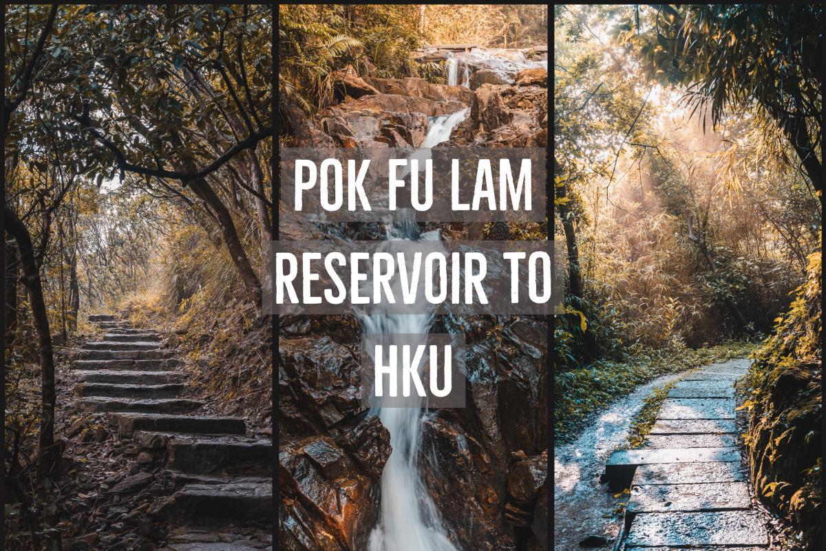 Pok Fu Lam Reservoir to HKU Hike
