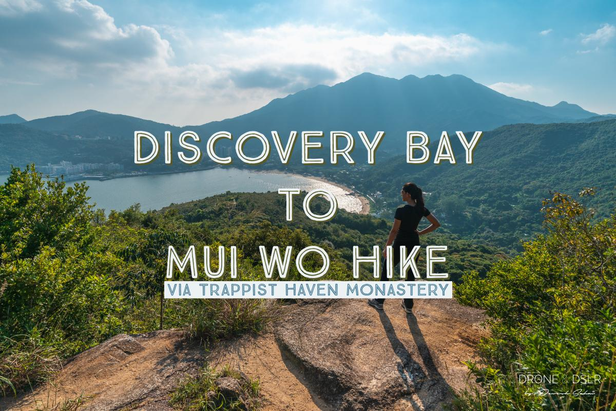 Discovery Bay to Mui Wo Hike via Trappist Haven Monastery