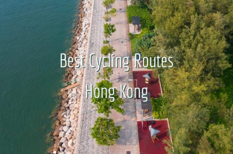 Best Cycling Routes, Hong Kong