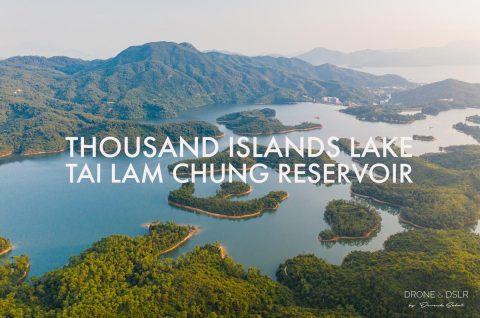Tai Lam Chung Reservoir - Thousand Islands Hike