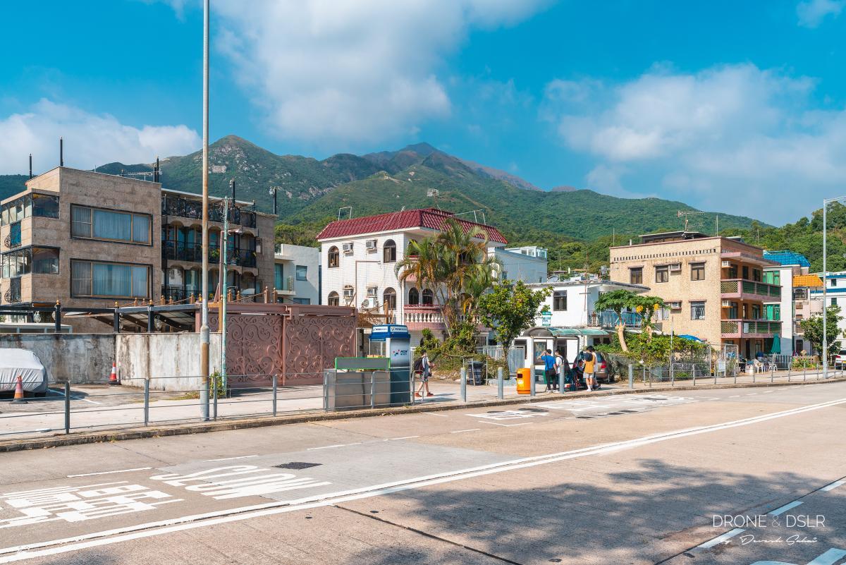 Shui Hau Village, Lantau Island