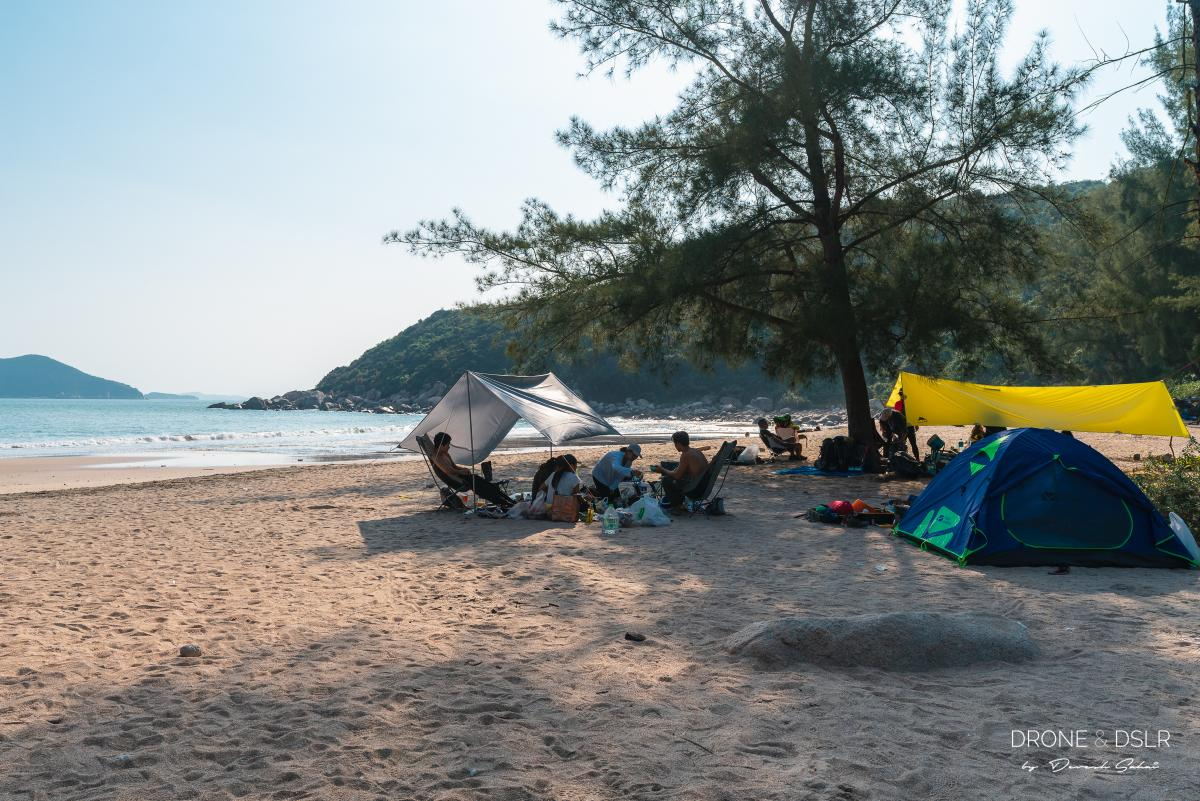 Lo Kei Wan Campsite