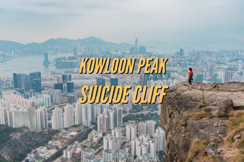 Kowloon Peak Suicide Cliff