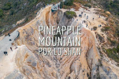 Pineapple Mountain Hike (Por Lo Shan)