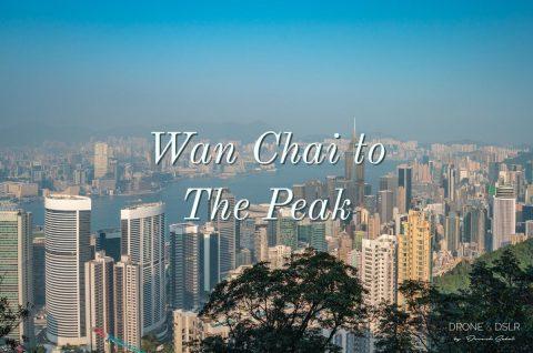 Wan Chai to The Peak