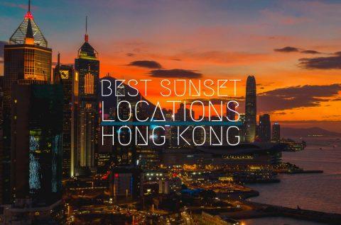 Best Sunset Spots Hong Kong
