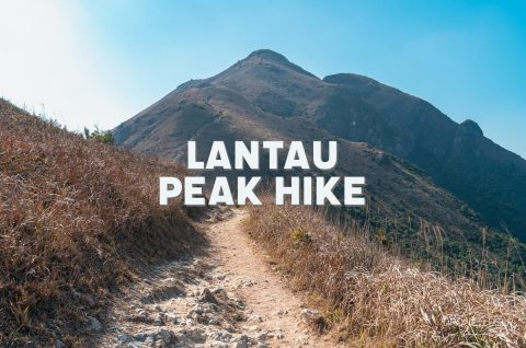 Lantau Peak Hike