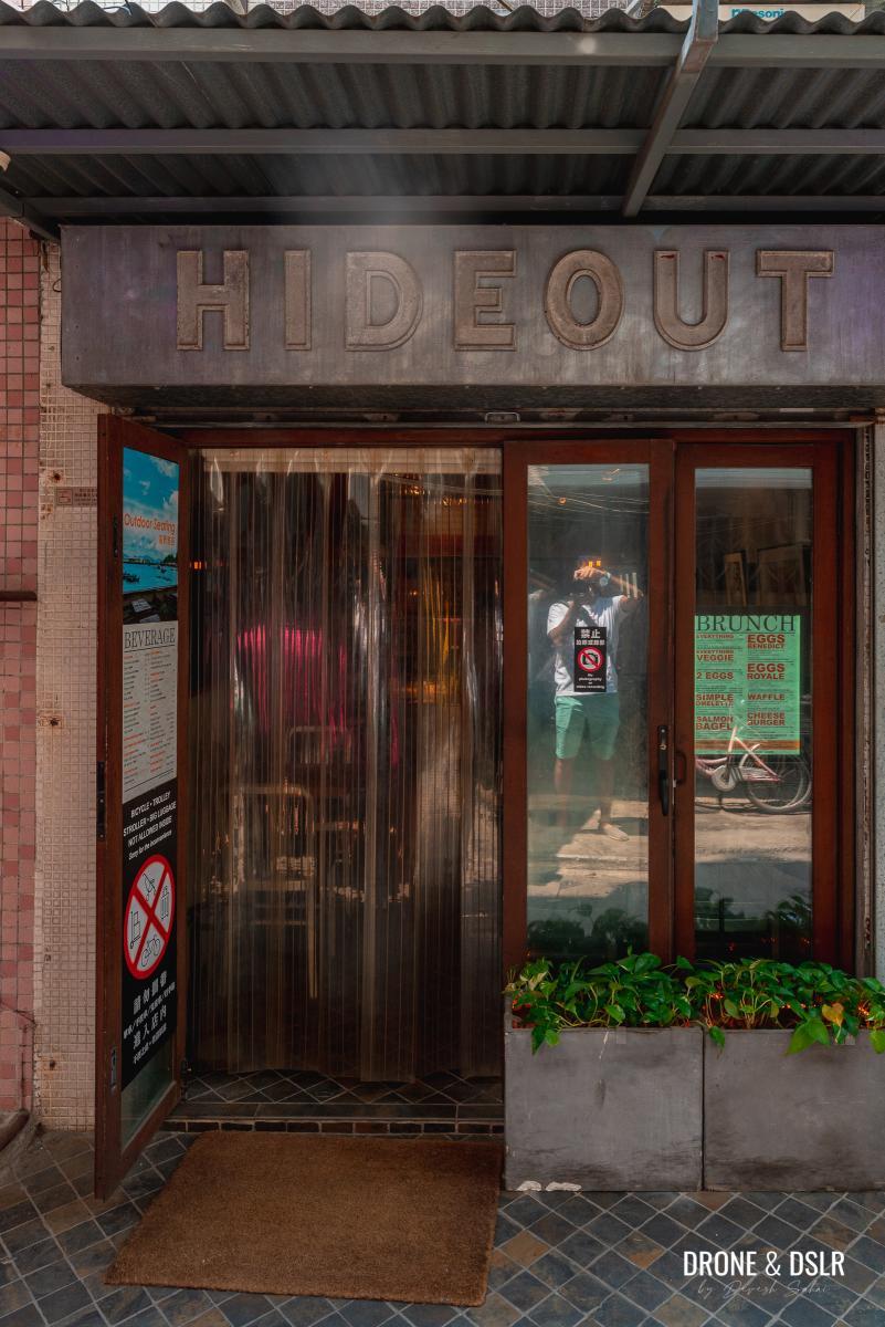Hideout Cafe Bar, Yung Shue Wan