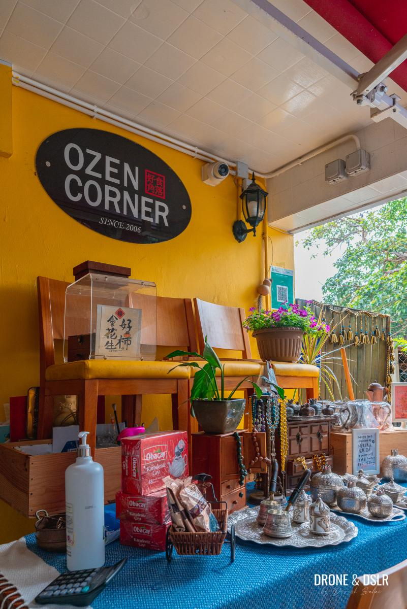 Ozen Corner, Sha Po Old Village