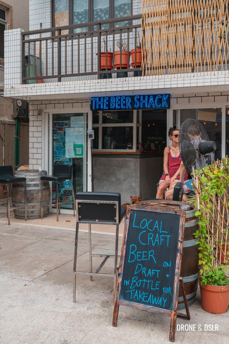 The Beer Shack, Sha Po New Village