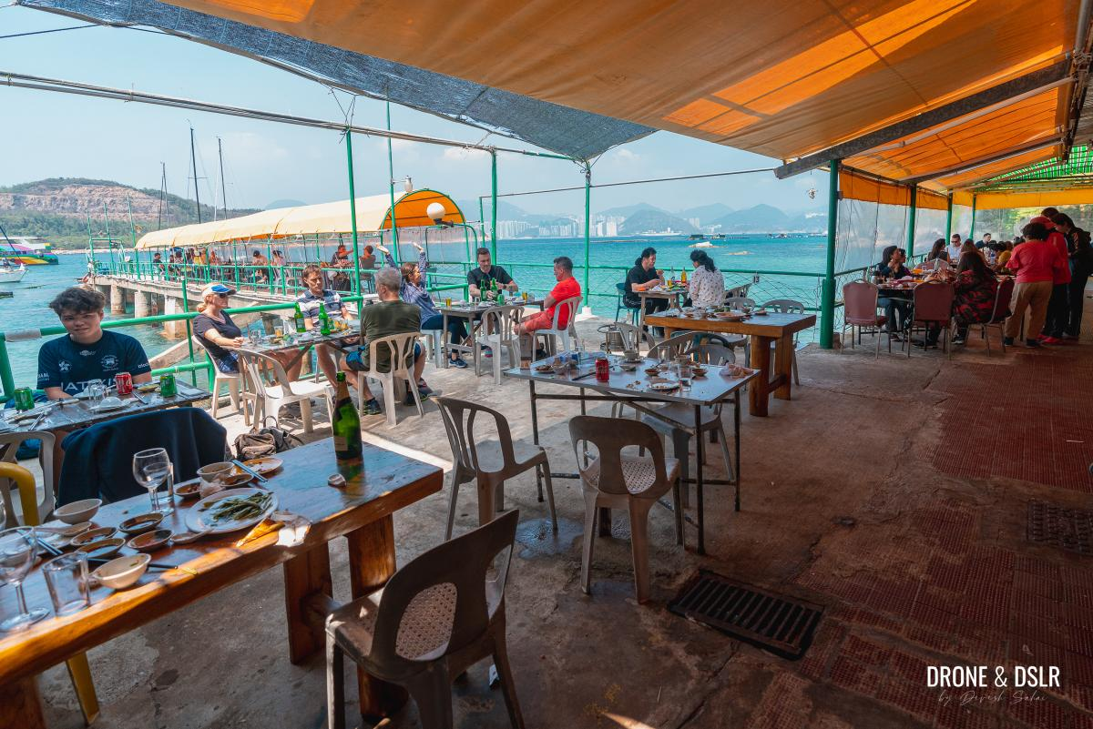 The Genuine Lamma Hilton Fishing Village Restaurant