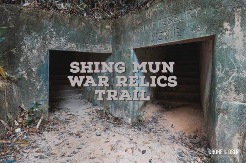 Shing Mun War Relics Trail