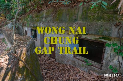 Wong Nai Chung Gap Trail - Hong Kong's Battlefield Trail