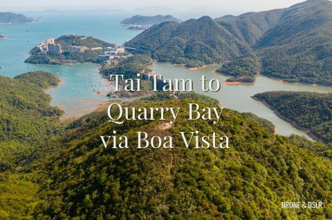 Tai Tam to Quarry Bay Hike via Boa Vista