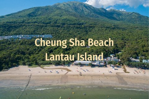 Cheung Sha Beach - Hong Kong's Longest Beach