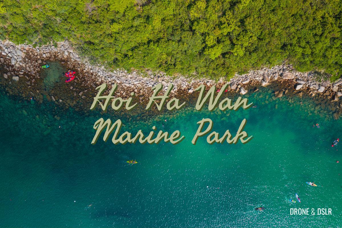 Discover Hoi Ha Wan Marine Park, Sai Kung
