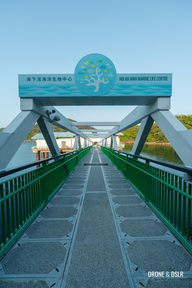 Hoi Ha Wan Marine Life Centre