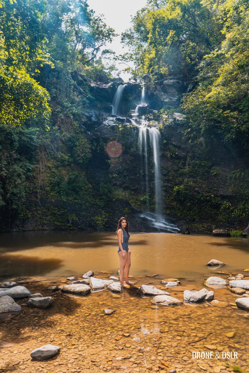 Bride's Pool Waterfall