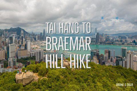 Tai Hang to Red Incense Burner Hill Hike
