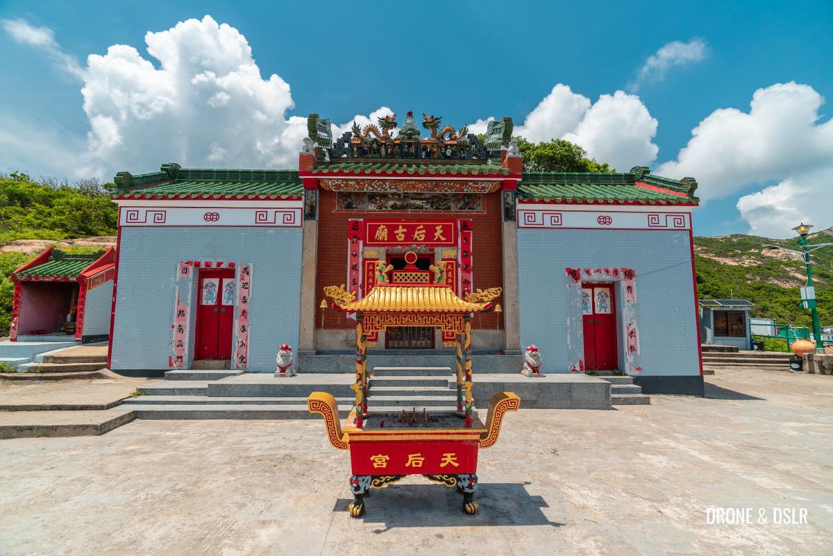 Tin Hau Temple, Po Toi Island