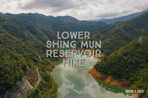 Lower Shing Mun Reservoir Hike
