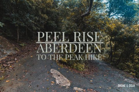 Aberdeen to The Peak Hike via Peel Rise