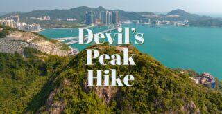 Devil's Peak Hike Blog