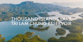 Thousand Islands Lake Tai Lam Chung Reservoir